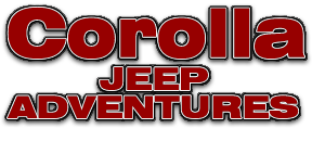 Corolla Jeep Adventures logo